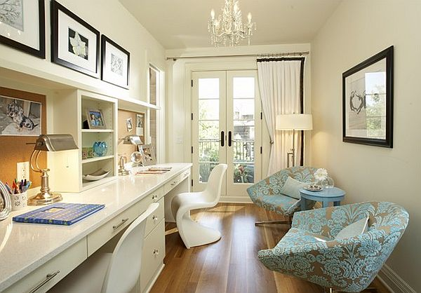 Blue-Girls-Lounge-Eclectic-Home-Office-Mineapolis