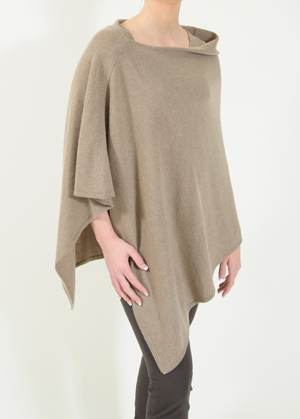 luxe cape solid