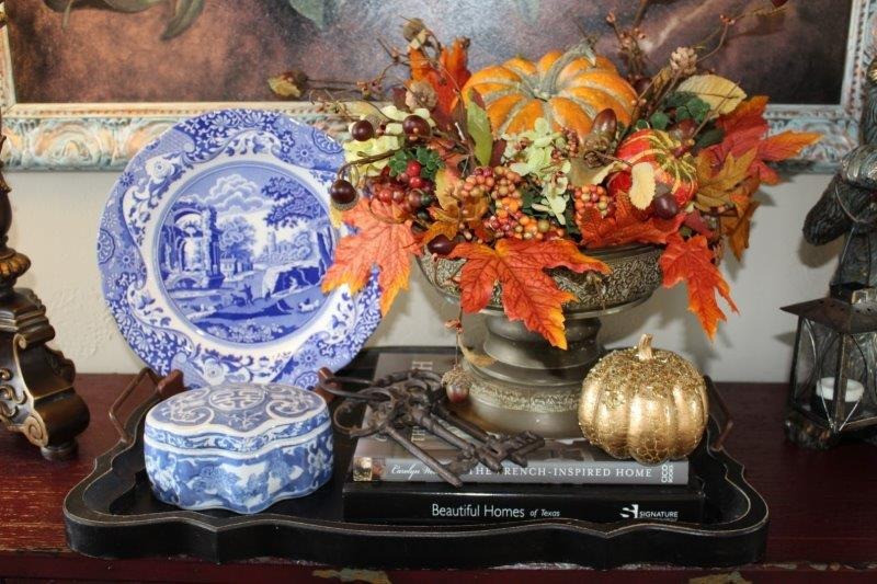 The Enchanted Home Fall Love Contest- Round 1