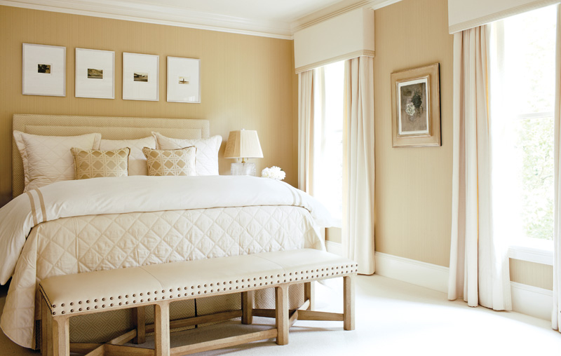 Color Crush White And Beige The Enchanted Home