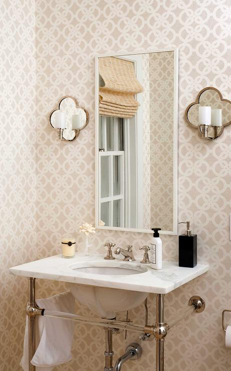 waterworks-lawson-wall-mounted-clover-arm-mirror-sconce