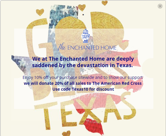 Prayers for Texas and how you can help….