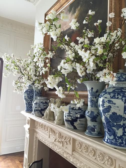 Blue and White Lovers Club and a porcelain giveaway!