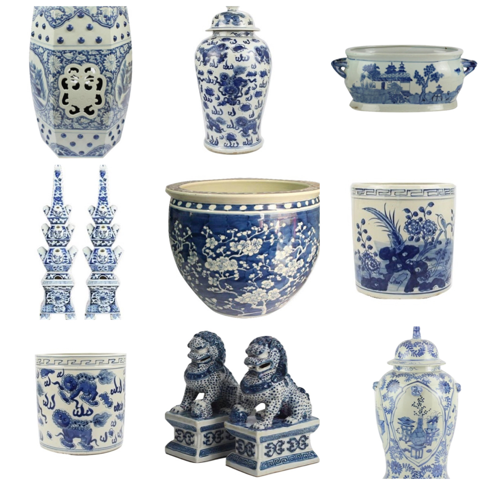 The late February/early March porcelain presale is on for two days only and a ginger jar giveaway!