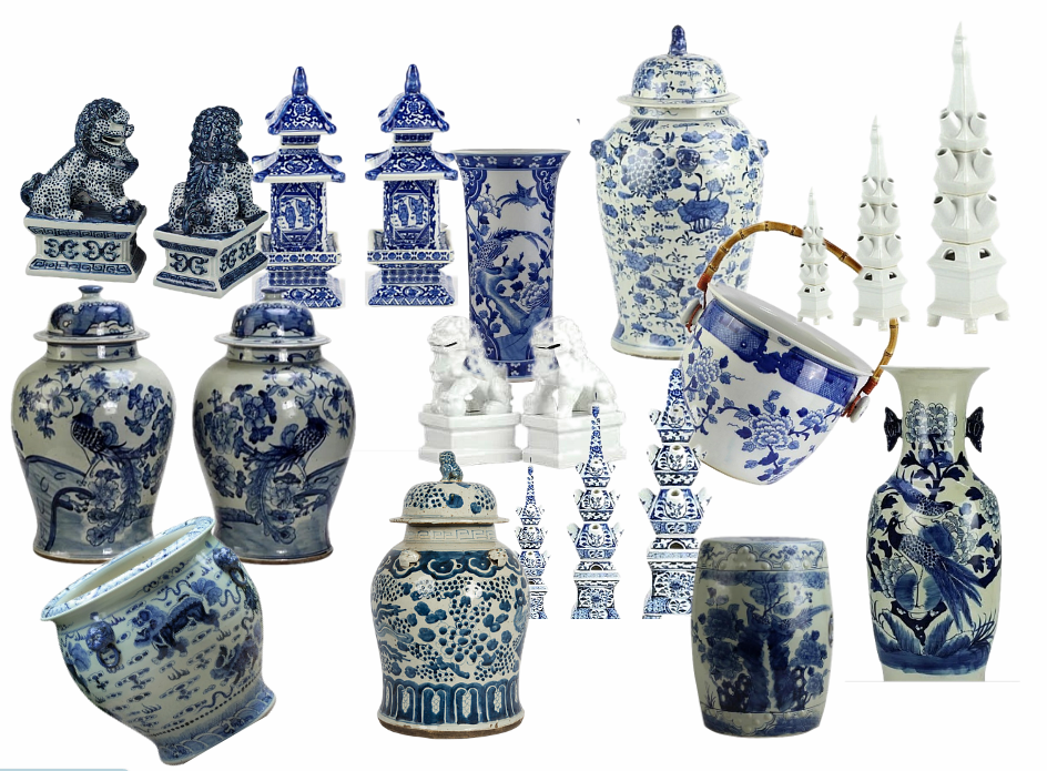 The June porcelain container arrival sale is on and a GIVEAWAY!