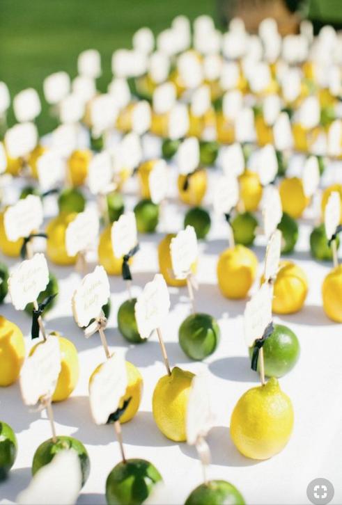 Lusting for lemons…