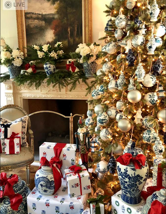 A guide to decorating a Christmas tree…..