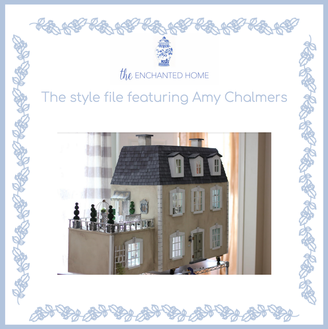 Style File-Amy of Maison Decor