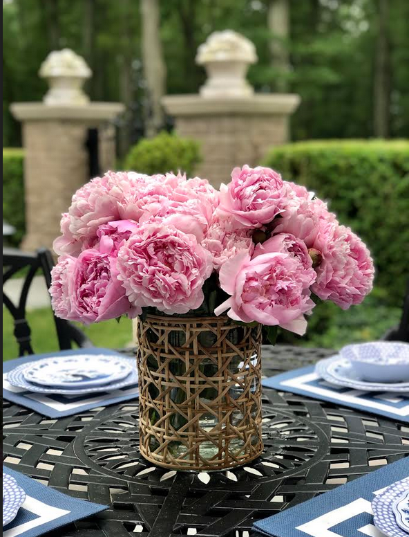 The power of peonies part 1 and the showdown round!