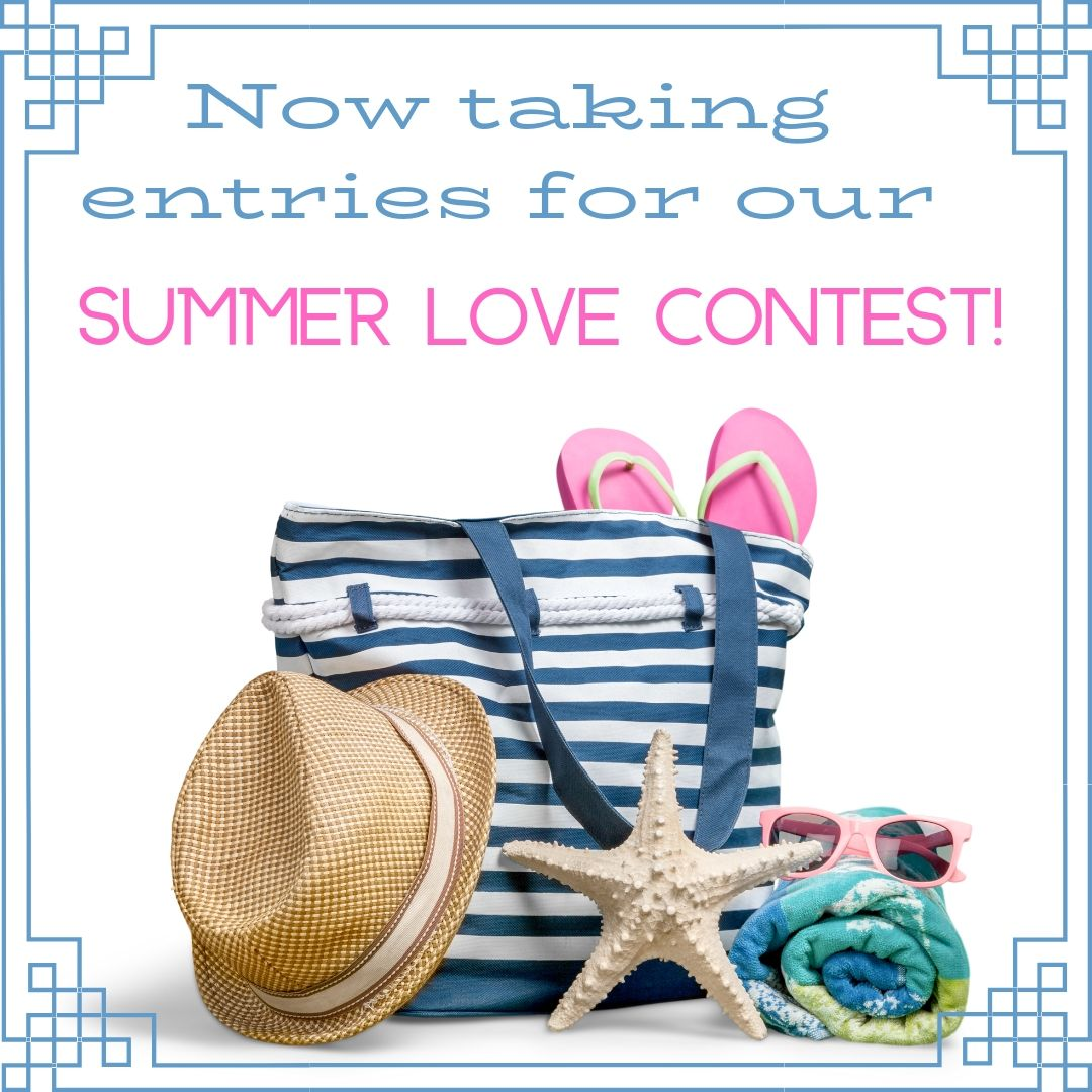 A new contest is announced- Summer Love!
