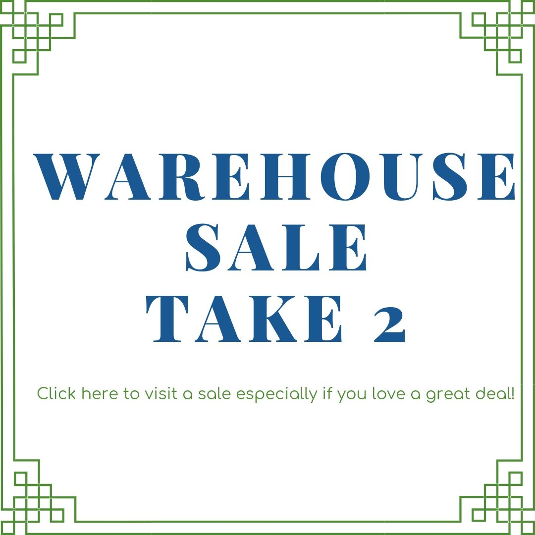 Last call warehouse sale- part 2