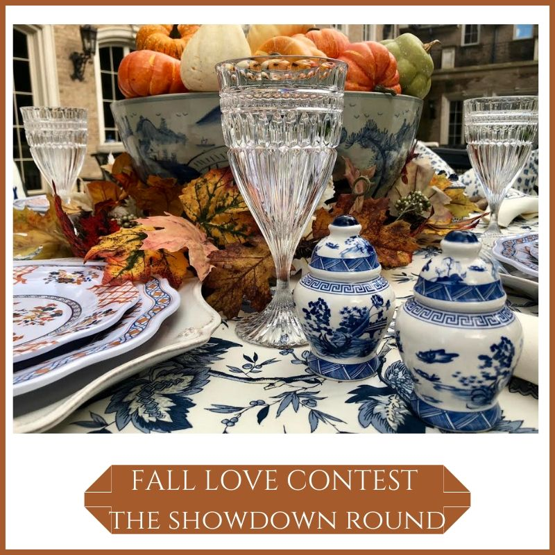 The showdown round for Fall Love is on!