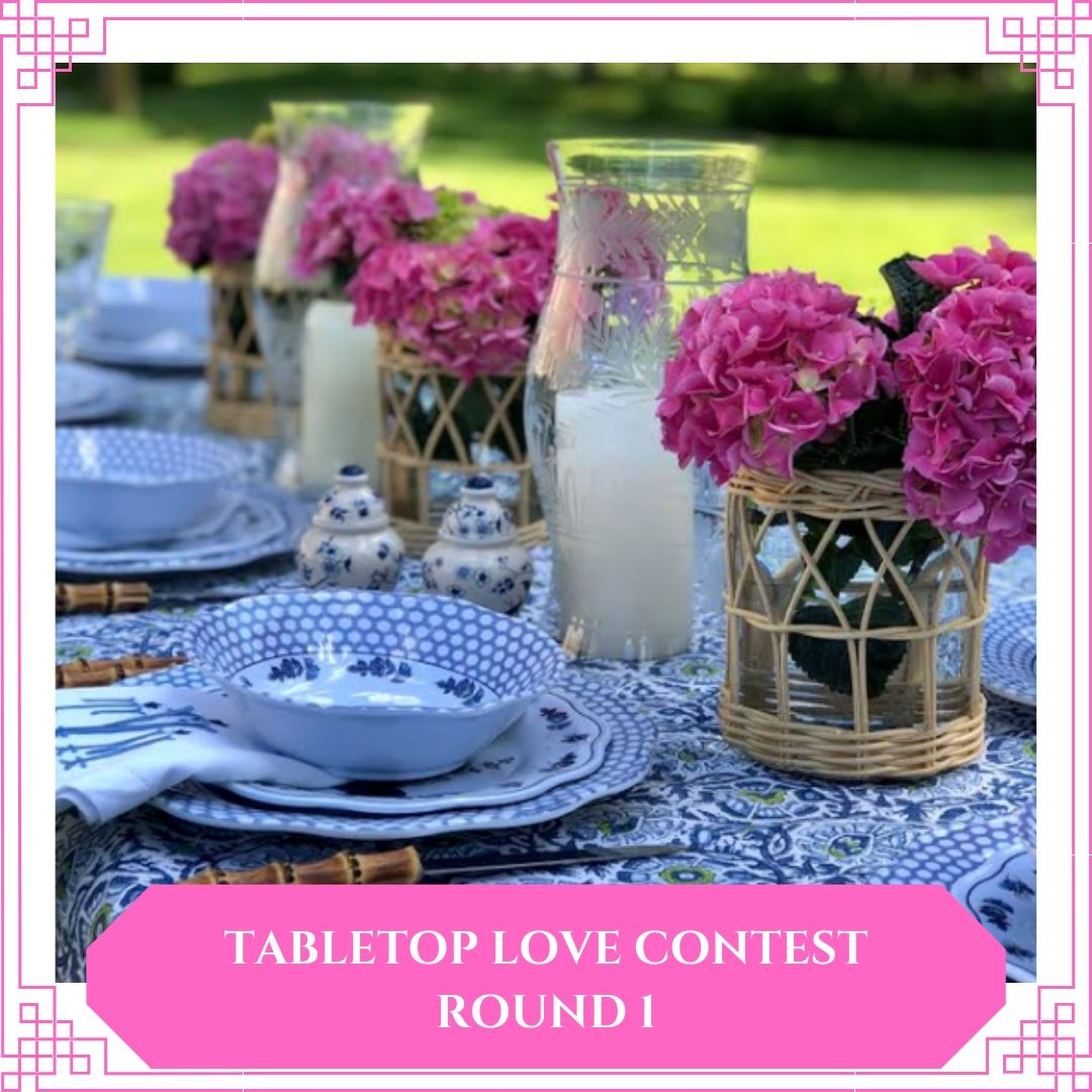 Tabletop Love Contest round 1!