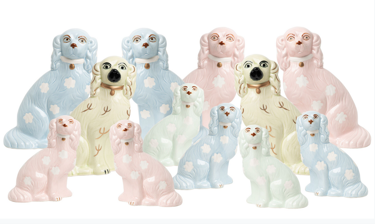 The Staffordshire Dog arrival sale is on plus a giveaway!!