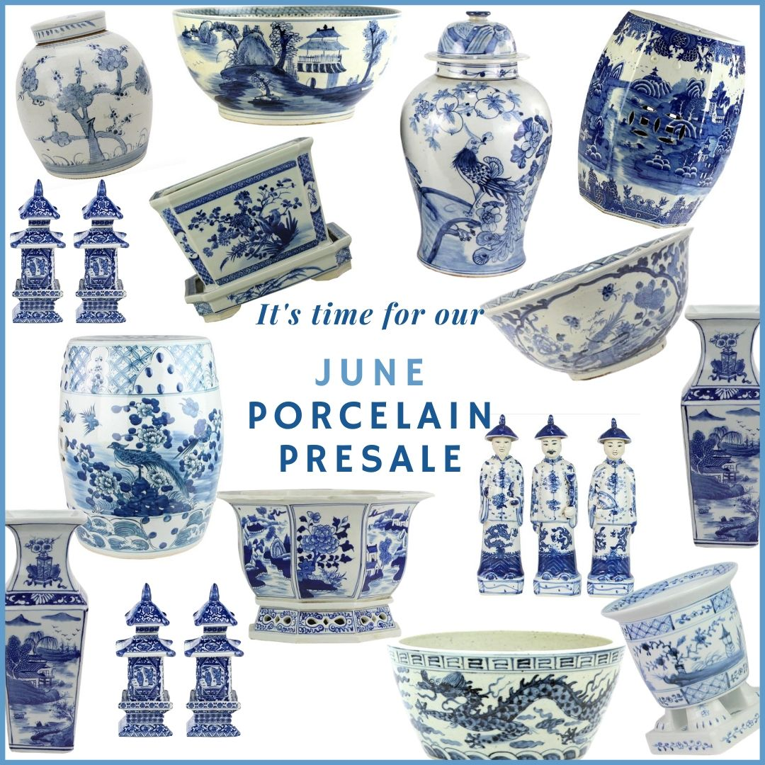 Our June porcelain presale  is on plus a giveaway!