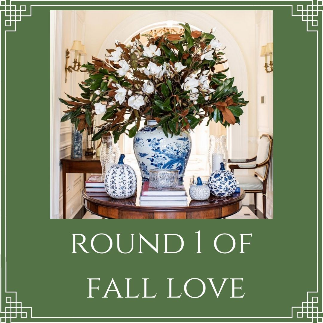 Our Fall Love Contest is on- Round 1!