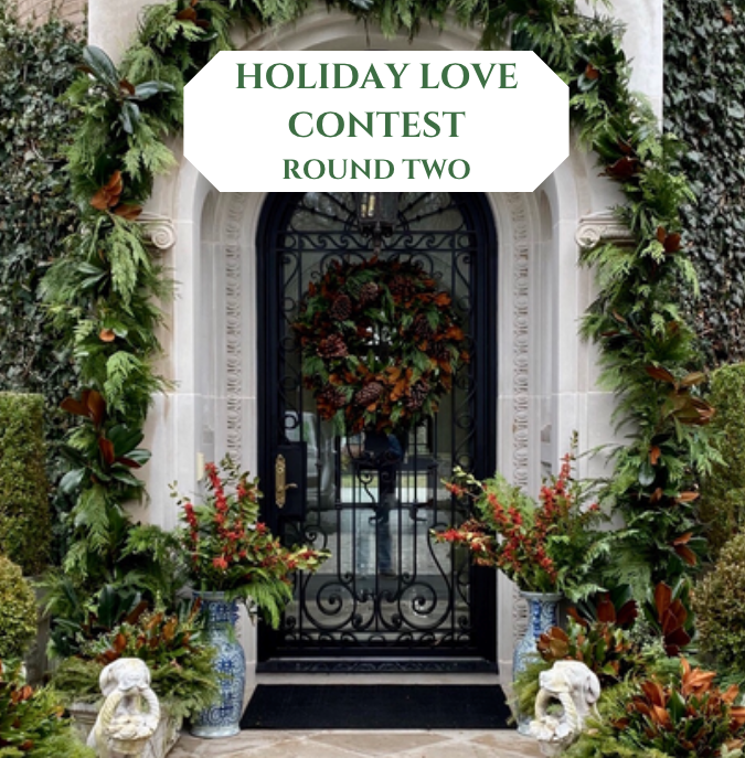 Round 2 of our Holiday Love Contest is on!