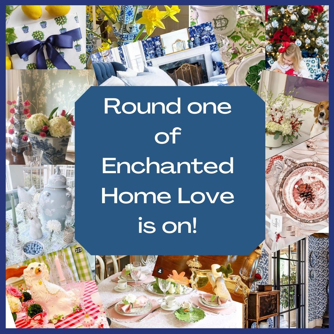Enchanted Home Love- round 1!