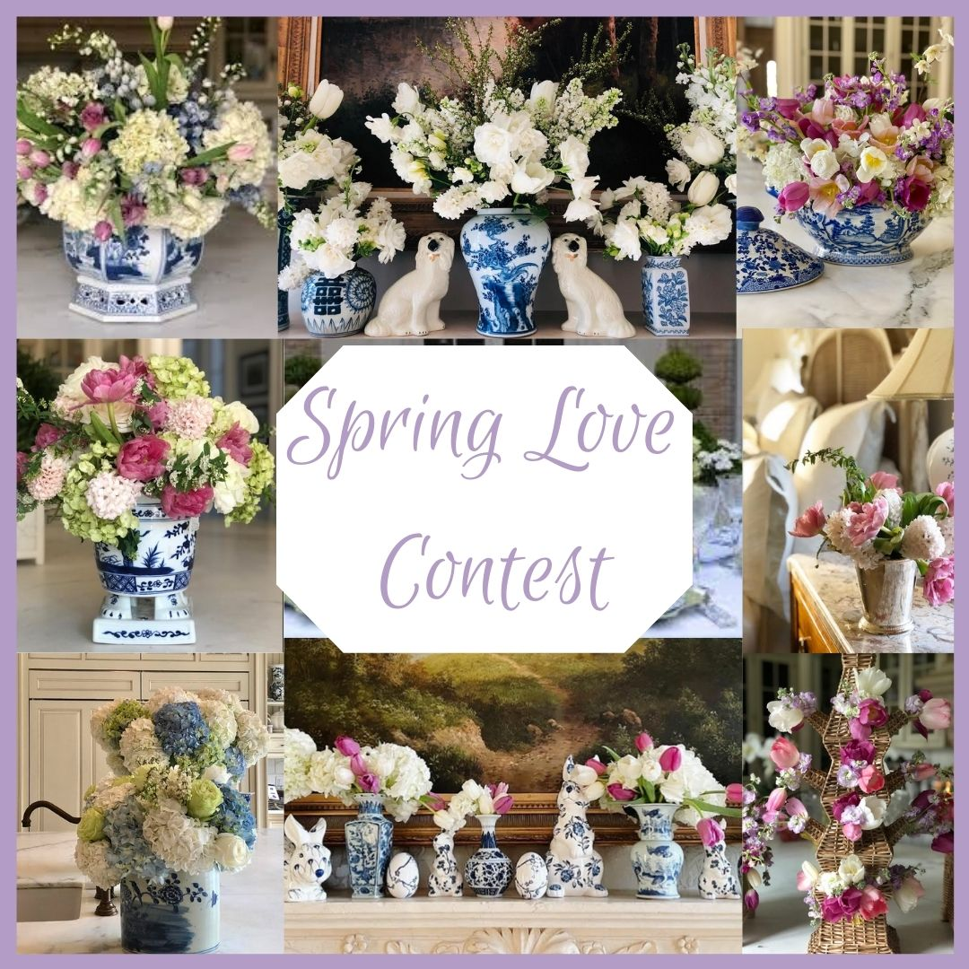 Now taking your entries for our Spring Love Contest!