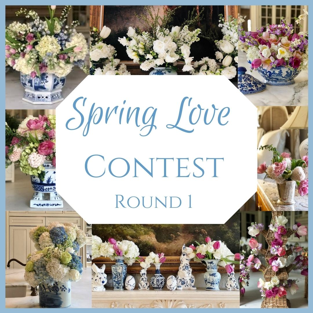 Round one of our Spring Love Contest is on!