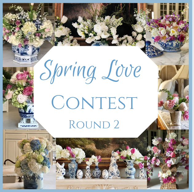 Round 2 of our Spring Love Contest is on!