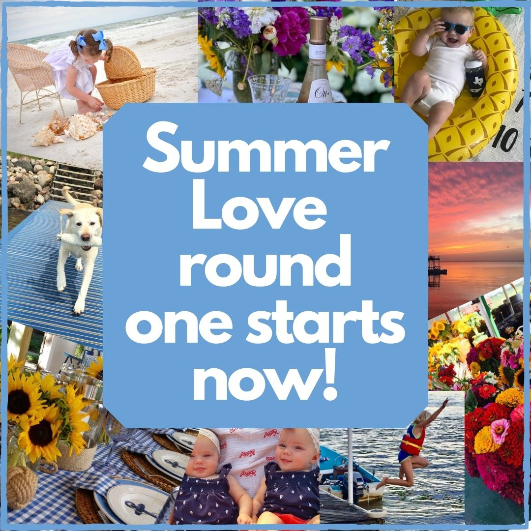 Round one of our Summer Love Contest is on!