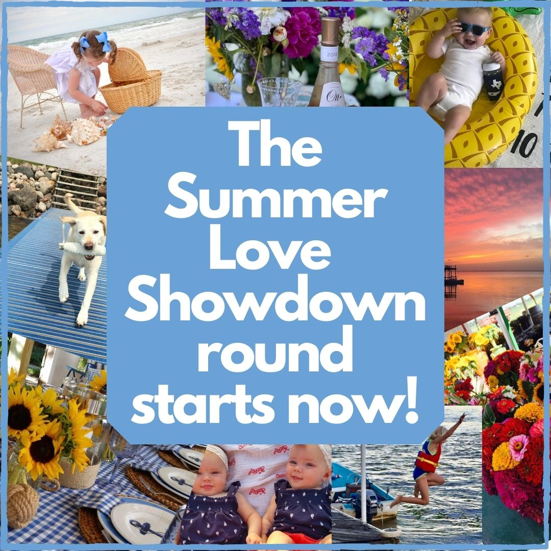 Our showdown round of Summer Love is on!