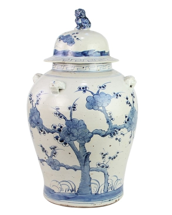 Spectacular new cherry blossom ginger jar