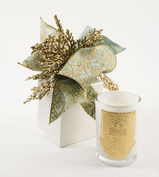 Fabulous new frankincense and myrrh 8 oz  candle