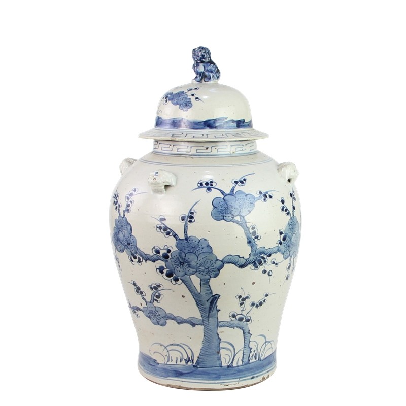 Spectacular new cherry blossom ginger jar