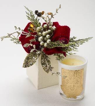Fabulous Della Robia Luxe candle