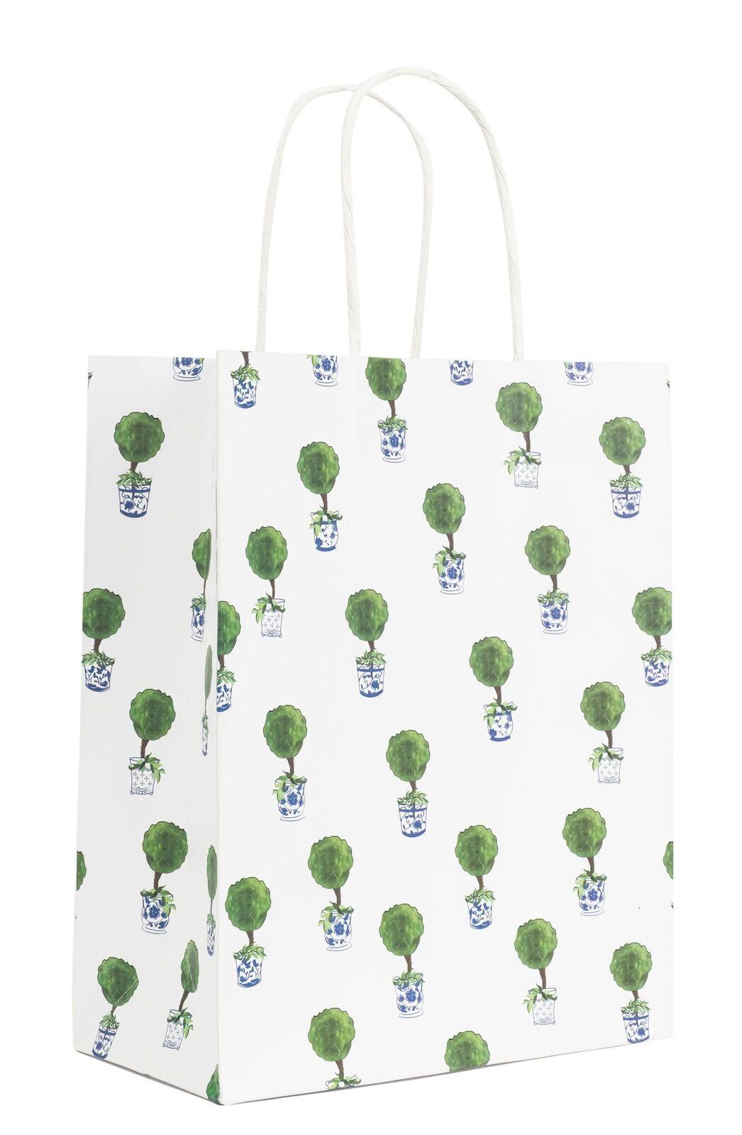 Classic Topiary Gift Bag