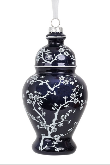 New! Incredible new large cherry blossom jar
