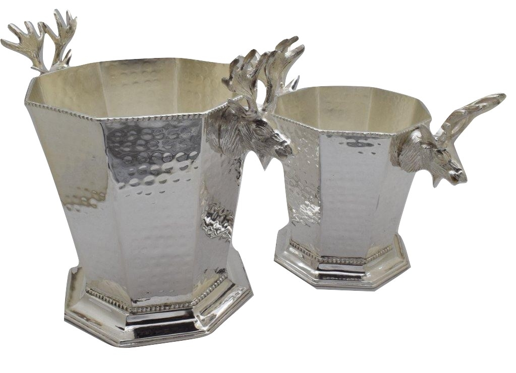 Incredible stag deer wine cooler (2 Sizes)
