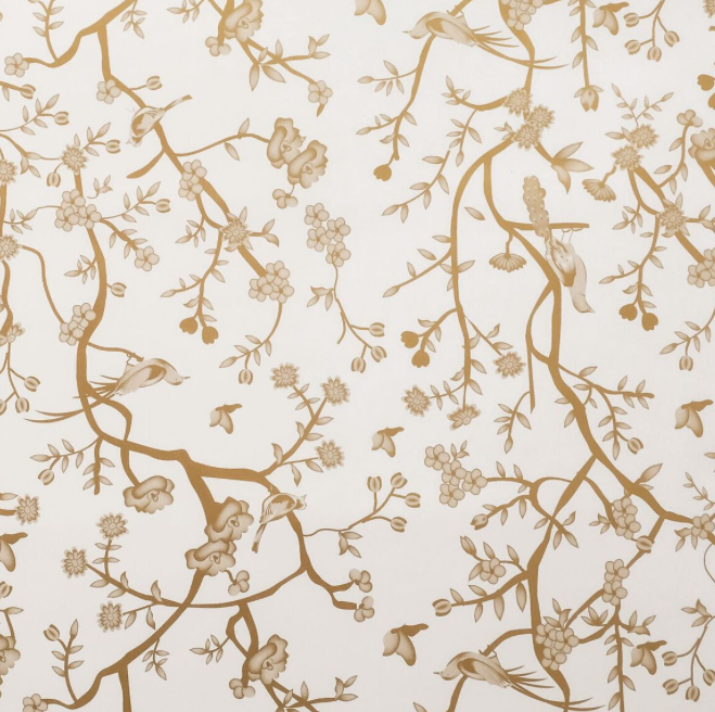 Incredible chinoiserie ivory with gold giftwrap