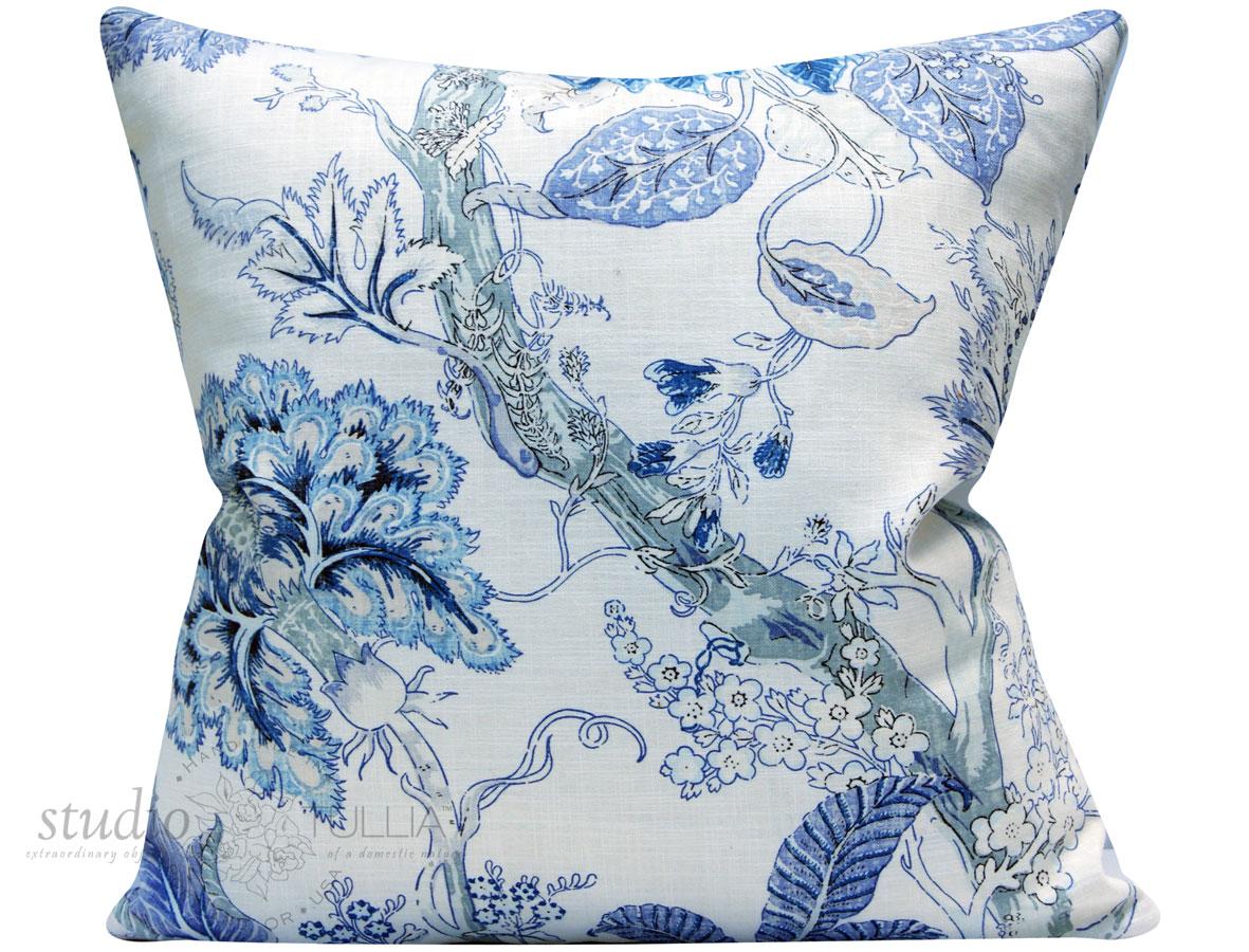 NEW! Incredible all over handblocked print Vecchio pillow