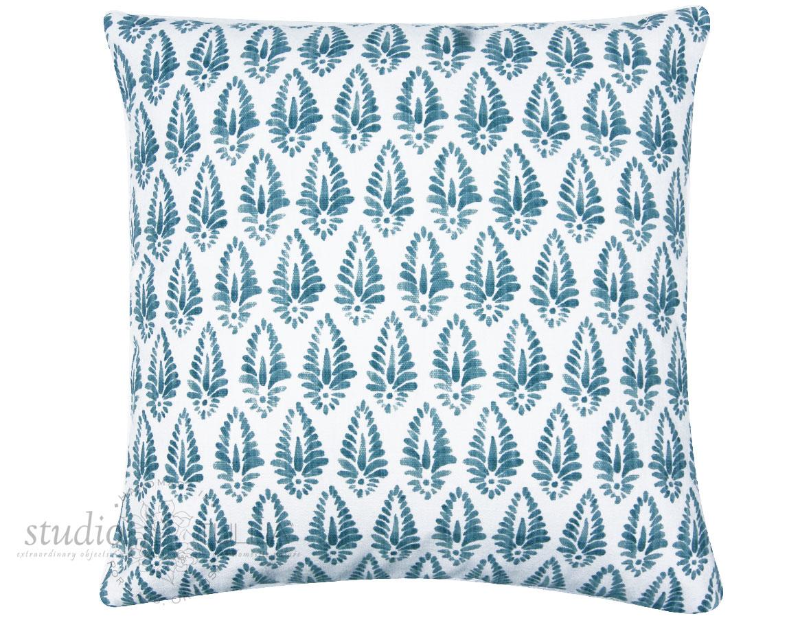 NEW! Incredible all over handblocked print Jalisa pillow
