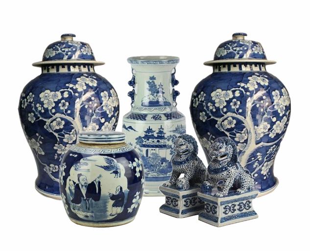 NEW! Set #10 Fabulous 9 piece beginners porcelain set