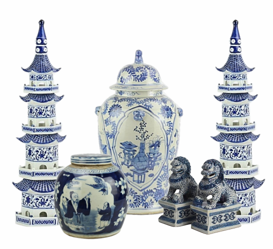 NEW! Set #11 Fabulous 8 piece beginners porcelain set