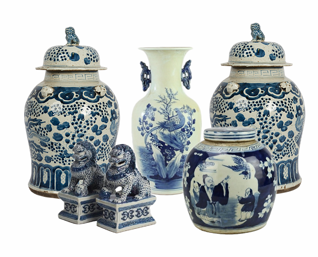 NEW! Set #9 Fabulous 9 piece beginners porcelain set