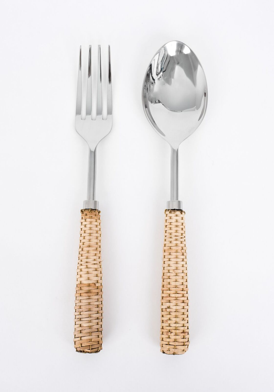 Fabulous Basketweave Salad Set